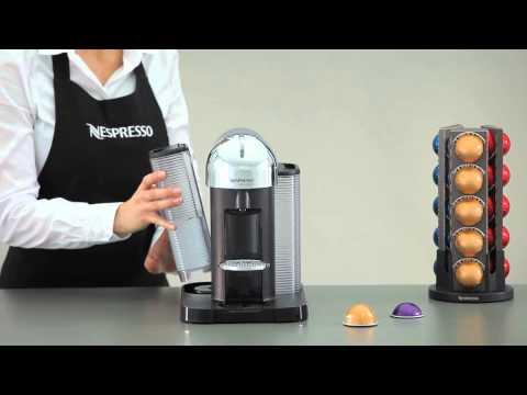 Nespresso VertuoLine: How To - Descaling