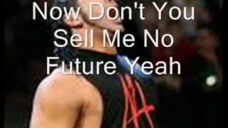 Matt Hardy -Live For The Moment Lyrics