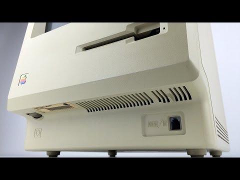 1984 Apple Macintosh Overview