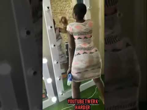 Download African teen shakes big ass