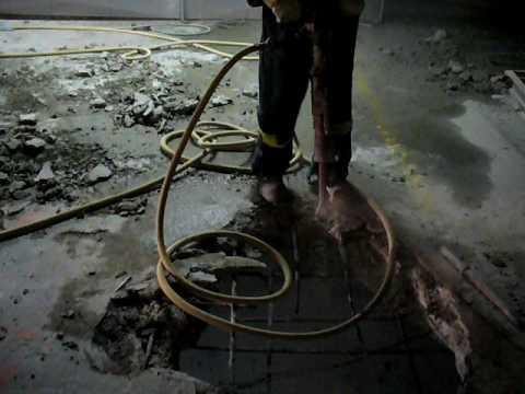 Demolition AC Construction Parking 1.