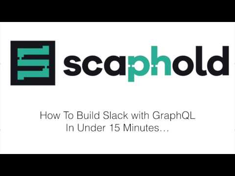 How to Build Slack with GraphQL. In 15 Minutes...