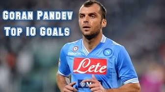 Goran Pandev - Top 10 Goals ever [HD]