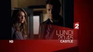 CASTLE S4X19 - BA / TEASER France 2 Saison 4 - Ep. 19 - 47 Secondes - Lundi 21/01/2013