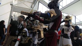 Real Life Warlock Cosplay by Drac (Momocon 2015)