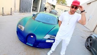My Friend's Bugatti is Crazy !!!