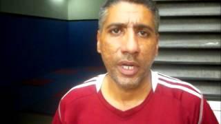 Torneo de Baloncesto sub19 paeb entrevista Edinxon Puentes