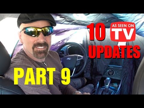 10 As Seen on TV Product Review Updates, Part 9