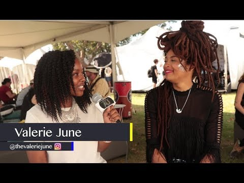 ACL 2017  Valerie June Interview