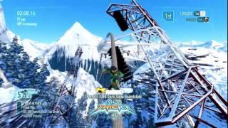 SSX - First Look Gameplay Teaser Trailer - OG / iPla GAMER