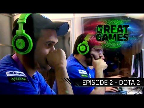 Episode 2 - Dota 2 - Team Razer: Great Games