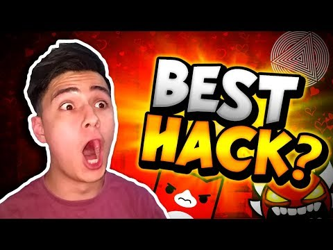 BETTER THAN NOCLIP?! THE BEST GEOMETRY DASH HACK?!