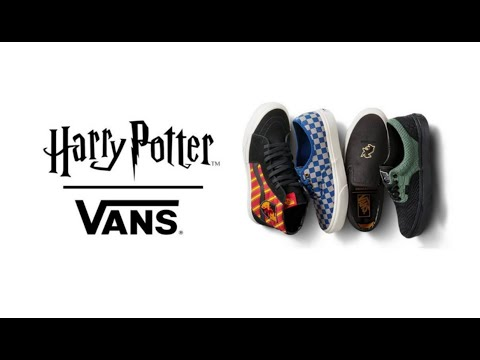 VANS Harry Potter Review + Unboxing