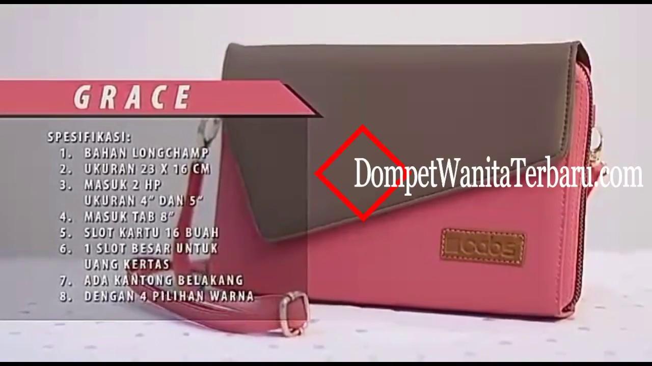 Jual Macam Macam Model Dompet Wanita Terbaru 2018 - YouTube 9d6231a4be