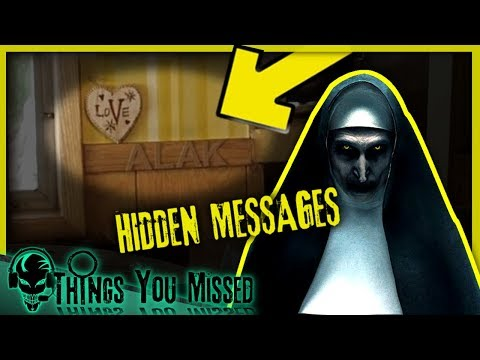 19 Things You Missed That Set Up The Nun | Conjuring Franchise Clues