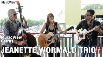 "JEANETTE WORMALD TRIO ""FIREFLY"" (MusicViewTV - Cairns)"