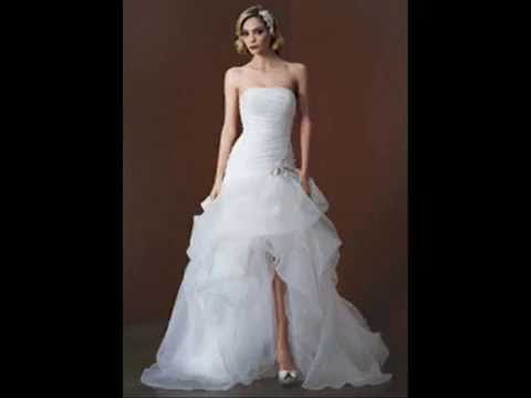 2014 David\'s Bridal Women\'s Melissatulle & Lace with Overlay A-Line ...
