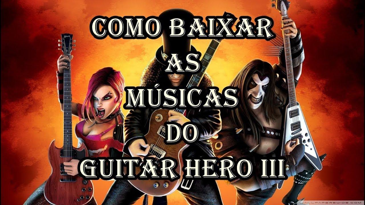 download crack guitar hero 3