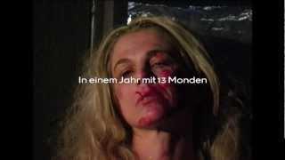 Ensemble AIMÉE ROSE 2012 'IN EINEM JAHR MIT 13 MONDEN' (R.W.Fassbinder) deutsch
