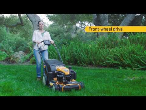Cub Cadet ® SC700 with MaxControl™ | 4-wheel Drive Walk-Behind Mower