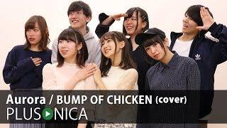 Gambar cover Aurora / BUMP OF CHICKEN (cover)