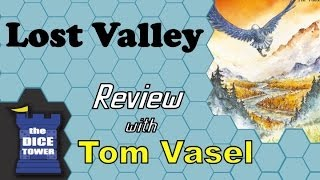 Lost Valley Review - with Tom Vasel