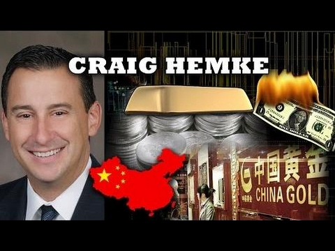Chinese Gold Price Setting Could Finally Kill the US Dollar - Craig Hemke, TFMetalsReport.com