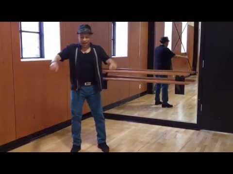 Basic Funk Dance For Men with Gustavo Ferman