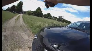 Body camera video from deadly deputy-involved shooting in Delaware County released