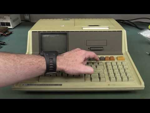 EEVblog #904 - Hewlett Packard HP85 Professional Computer