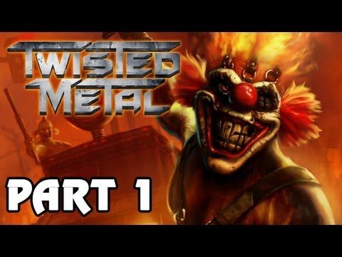Twisted Metal 'Playthrough PART 1: Sweet Tooth' TRUE-HD QUALITY