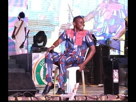 Yinka Ayefele Can Walk, Is Governor Amosun That Expose Him; Abeokuta Comedian Reveals On Stage