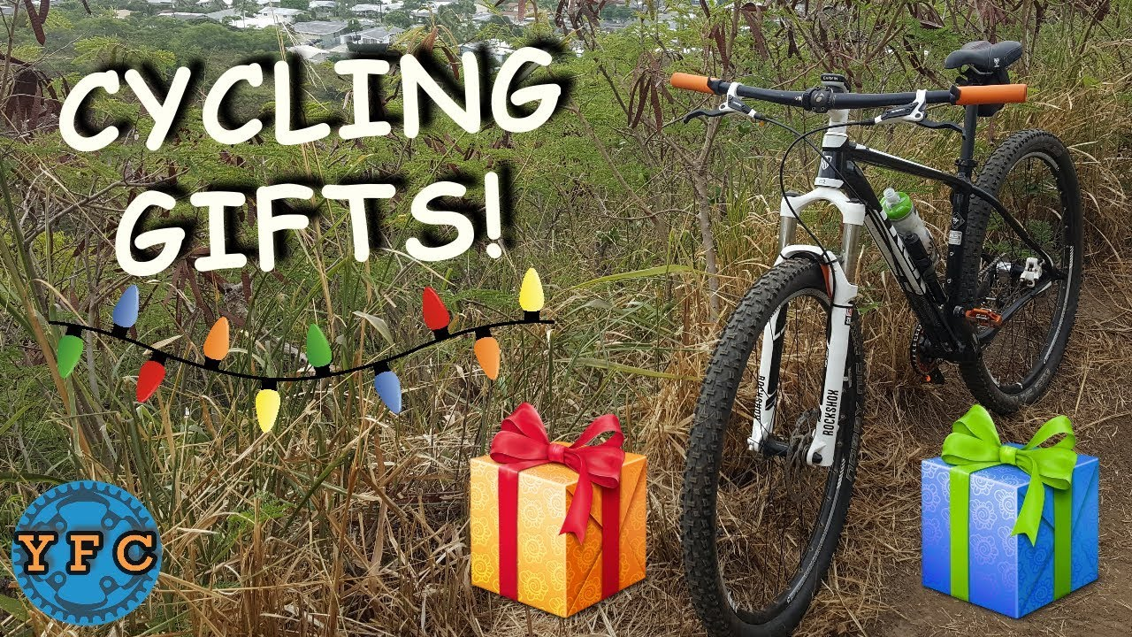 Christmas Gifts for Cyclists! - YouTube