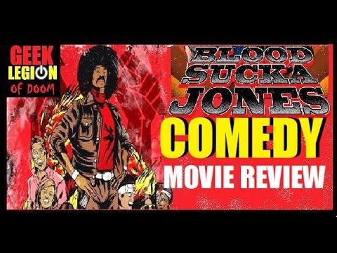 BLOODSUCKA JONES ( 2013 Preston Gant ) Horror Comedy Movie Review
