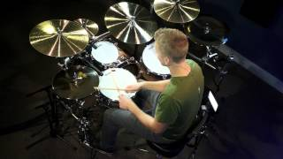 """Paul Simon """"50 Ways To Leave Your Lover"""" (Drum Cover)"""