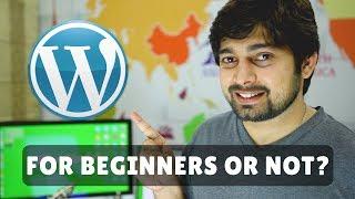 WordPress - Is it good for beginners?