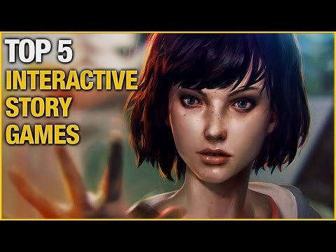 Top 5 Best Interactive Story Games So Far