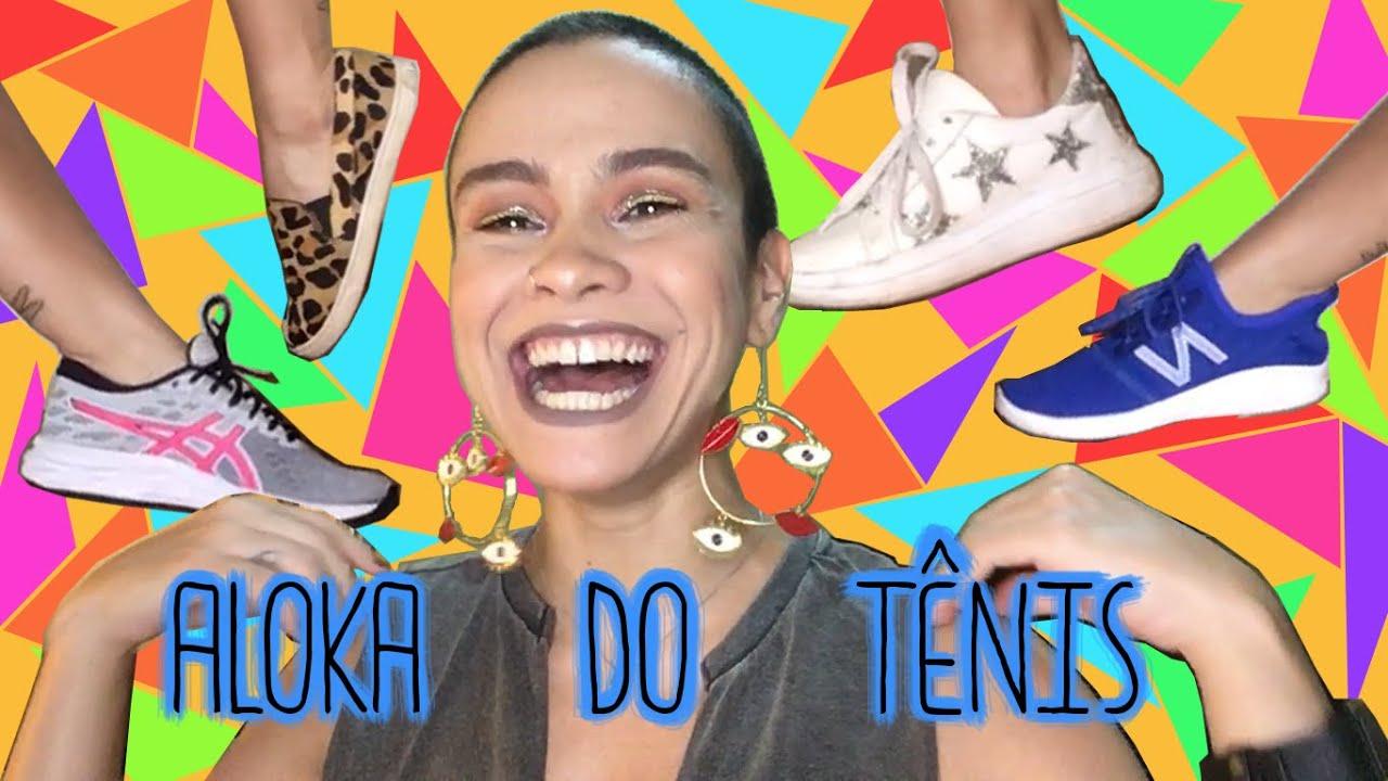 FOOTBOOK | TÊNIS #2: Colorido, com Glitter, Plataforma, de BRECHÓ, New Balance, Asics e Mais 👟💚
