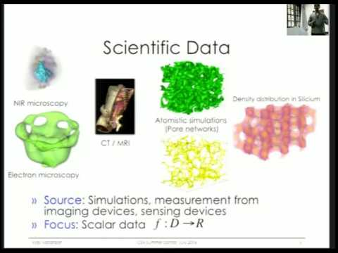 Scientific Visualization: From Data to Insight