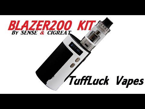 SENSE Blazer 200 Kit ~ Unboxing & Review!