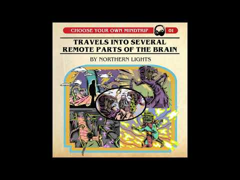 Northern Lights - Travels Into Several Remote Parts of the Brain (2021) (New Full Album)