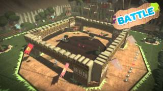 Little Big Planet Karting Trailer (PS3) HD