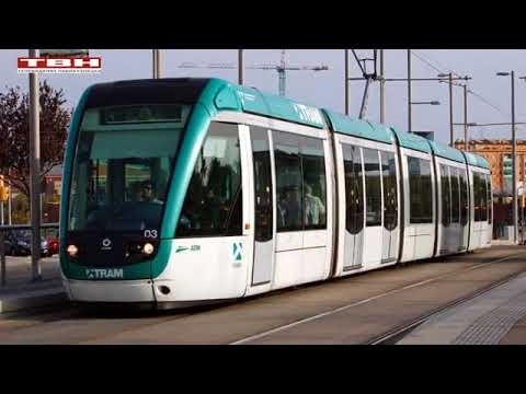 Легкое наземное метро