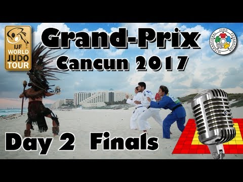 Judo Grand-Prix Cancun 2017: Day 2 - Final Block