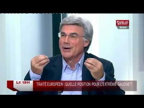 Patrick Le Hyaric sur le traité budgétaire européen