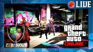 English/Malaysia | GTA 5 Malaysia Independence Day Special! (I'M CRYING??) | #Z3R0H0UR | PS4
