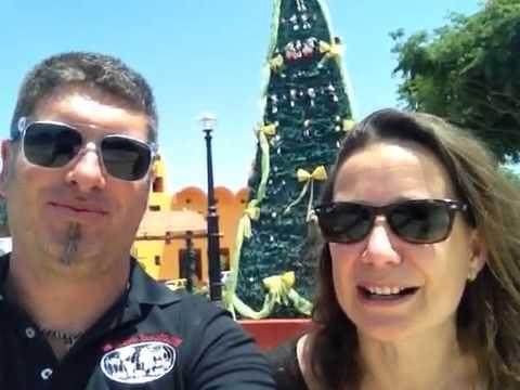 Trike Globetrotter - Weihnachten 2013 in Nazca, Peru