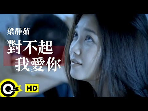 梁靜茹 Fish Leong【對不起我愛你 Sorry, I Love You】Official Music Video