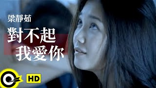 梁靜茹 Fish Leong【對不起我愛你 Sorry, I love you】Official Music Video thumbnail