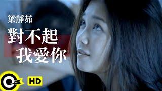 梁靜茹 Fish Leong【對不起我愛你 Sorry, I love you】Official Music Video